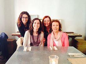 Curso de alimentación energética con Montse Bradford y María Díez en Madrid