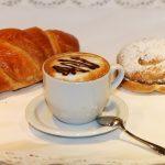 CAFE Y BOLLO