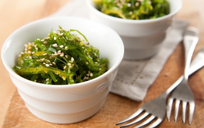 Cómo cocinar las algas