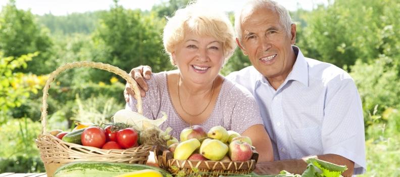 Alimentación y tercera edad