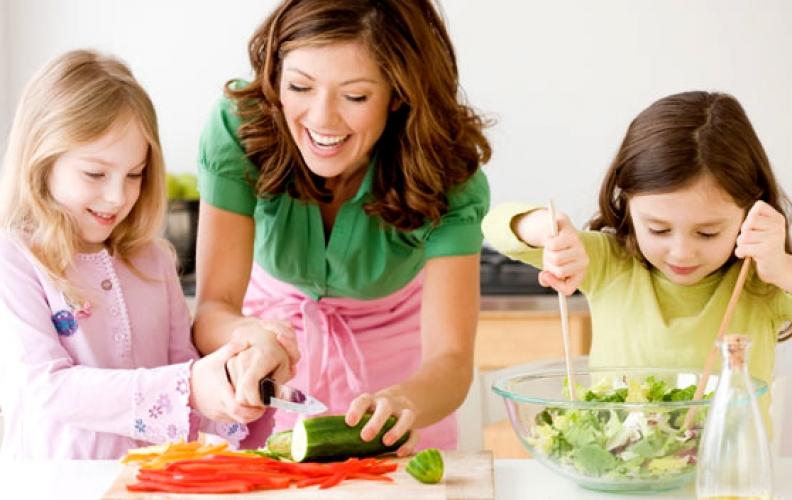 Alimentación Natural y Niños