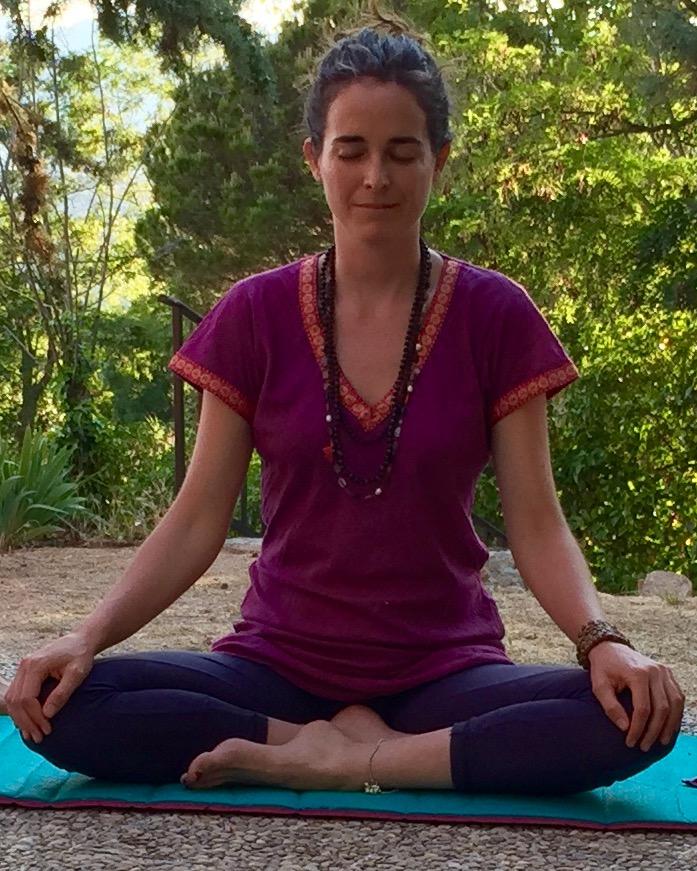 sesiones de yoga