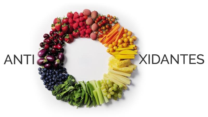 Resultado de imagen de Antioxidantes