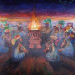 Ceremonia de fin de año - Sumati