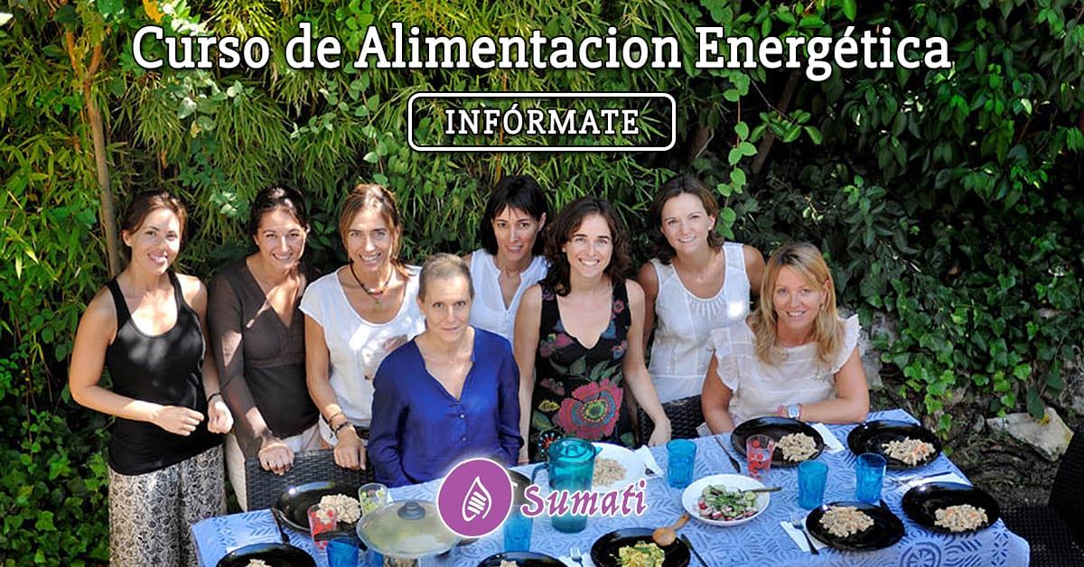 Curso de Alimentación Energética