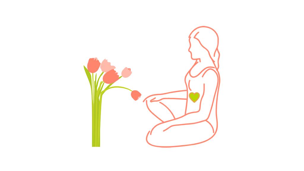 Uddiyana Bandha o Llave del estómago - Bandhas- Tu relación con la comida habla de ti - Sumati